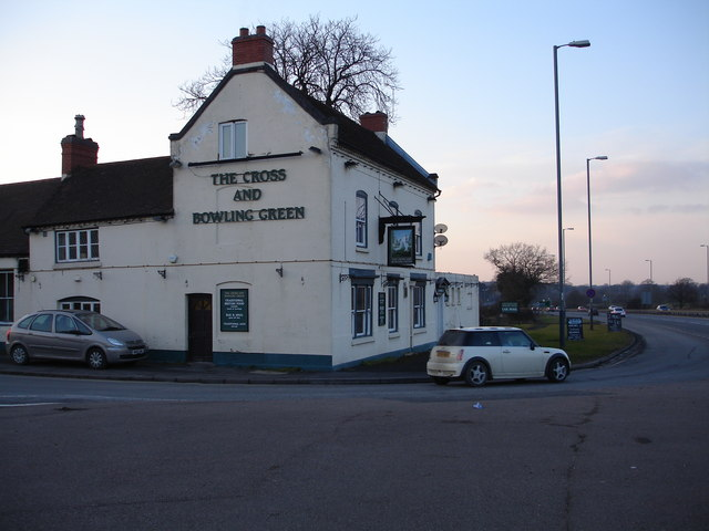 The Cross and Bowling Green Inn at Bransons Cross