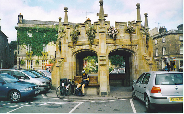 Market Cross, Kirkby Lonsdale.