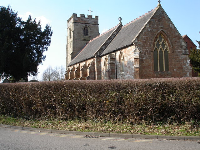 St Peters Church , Ipsley, Redditch