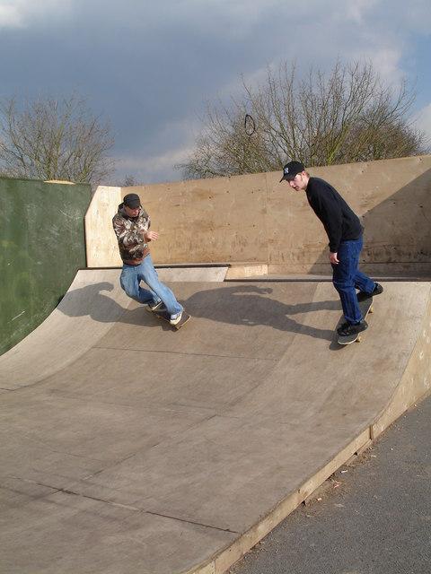 Redditch Skate Park