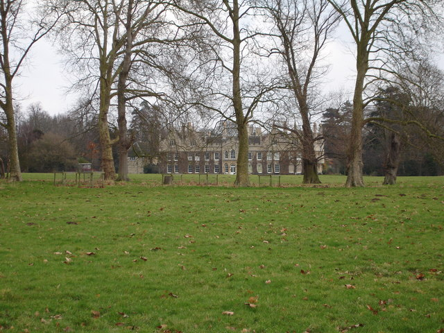 Casewick Hall, Uffington, Lincs