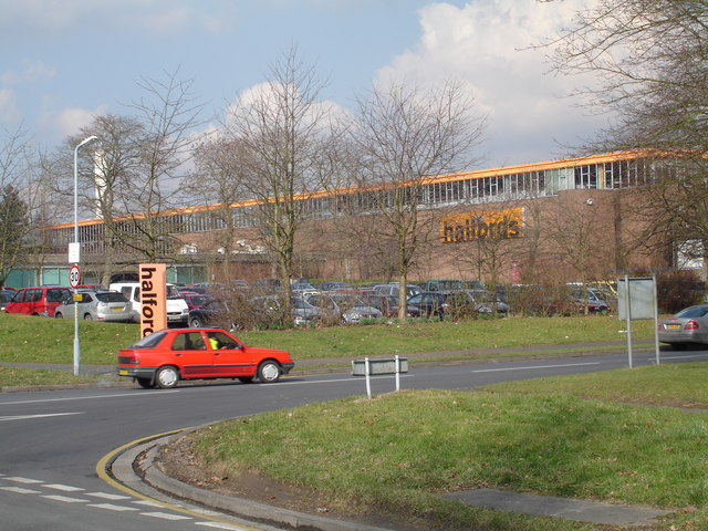 Halfords Offices and Distribution Centre, Redditch
