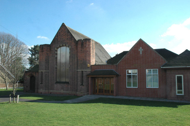 Kexbrough Methodist Church