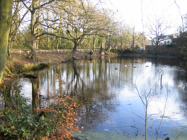 Stanmore: The Fish Pond, Little Common