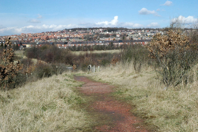 From Swallow Hill to Mapplewell