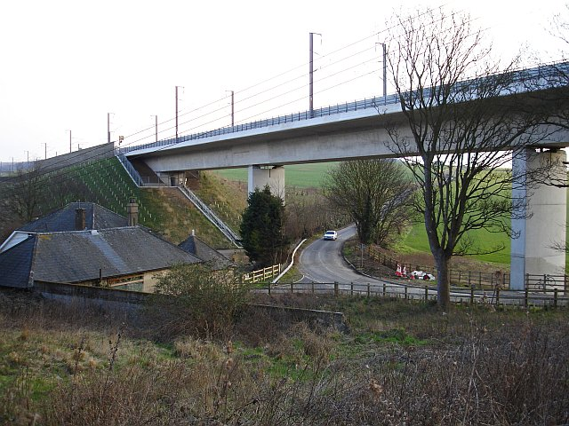 Channel Tunnel Rail Link, Borstal