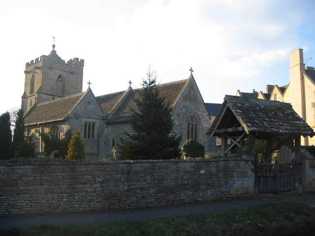 St. Mary the Virgin, Broughton Gifford