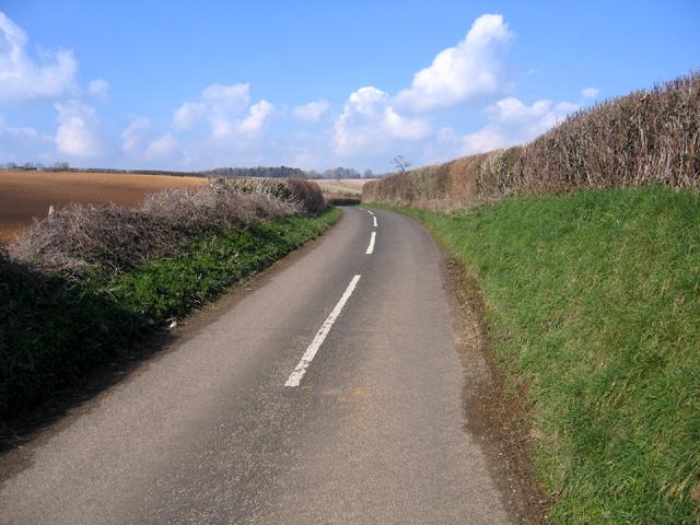 Low's Hill Lane, near Sherborne, Dorset