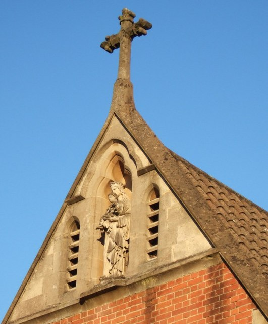 Detail of St Francis Church