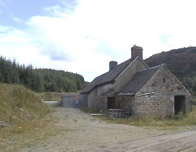House at Glensgaich 2