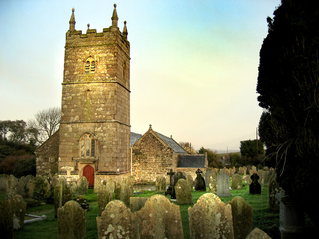 The Collegiate Church of St Endellion