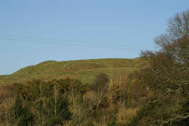 Remains of Stowey Castle