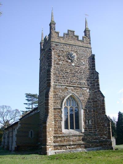 Everton church