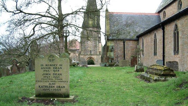 All Saints' Church, Wykeham, North Yorkshire