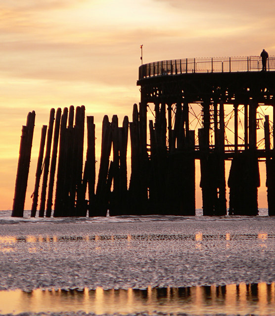 The End of The Pier, Hastings.