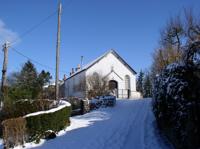 Converted chapel at Graigadwywynt