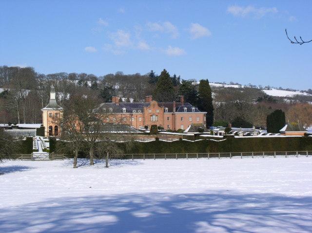 Nantclwyd Hall
