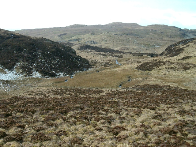 Headwaters of the Allt Dearg