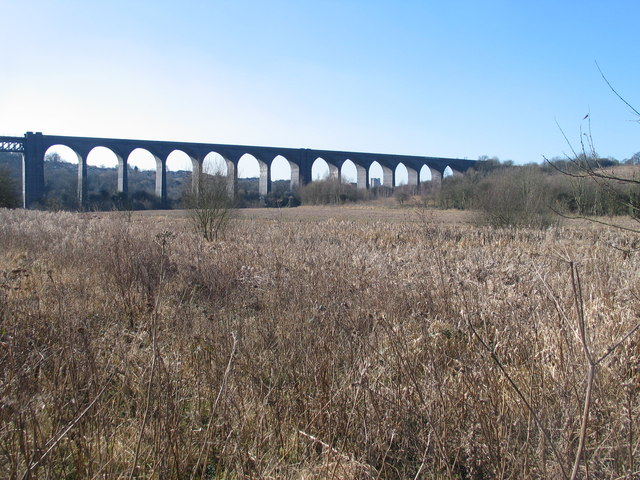 Conisbrough Viaduct (disused)
