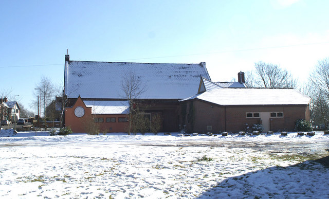 St. Mary's-in-the-Snow