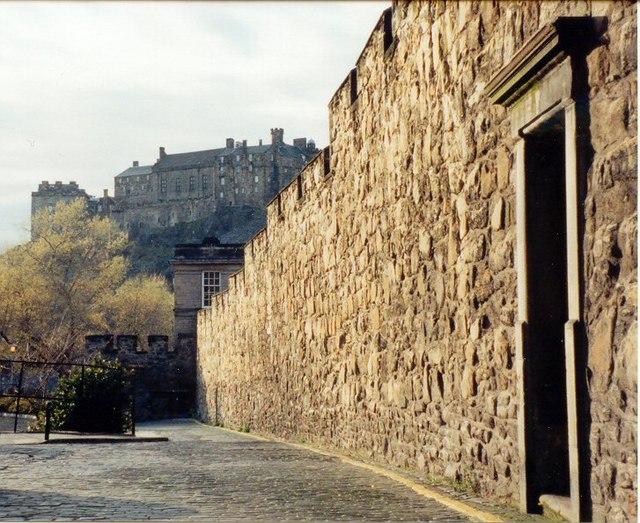 Telfer Wall