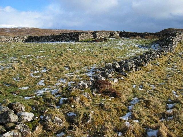 Sheepfold at Cuidrach