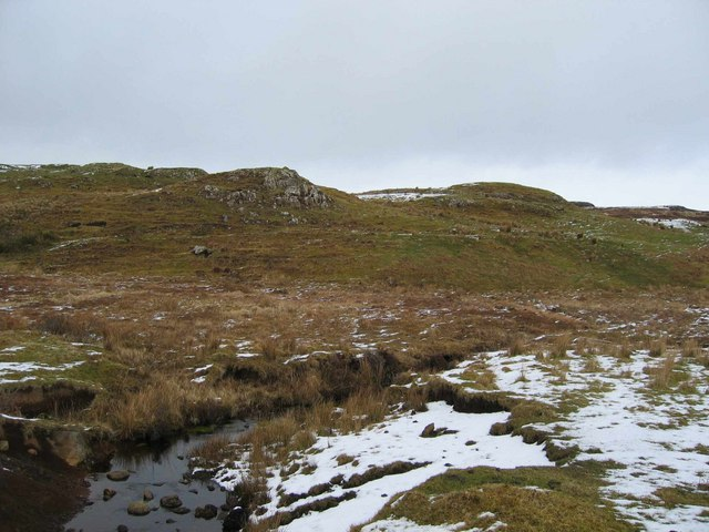 Crags on the Moor