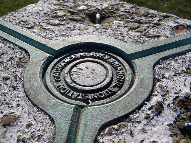 Roundabout Trigpoint