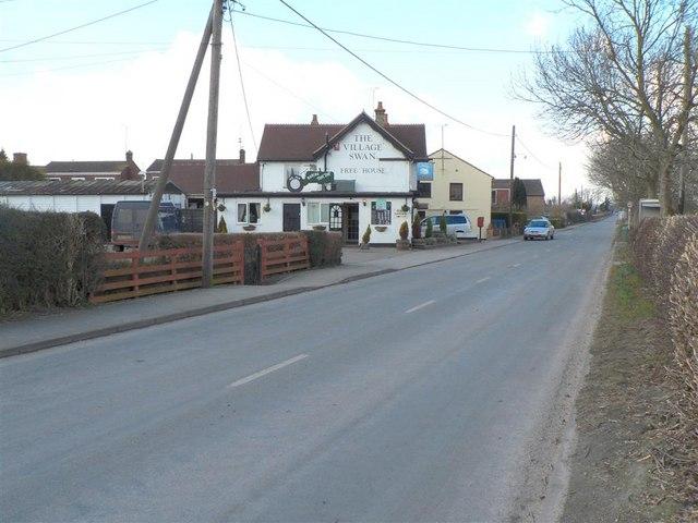 """""""The Village Swan"""", Ivinghoe Aston"""