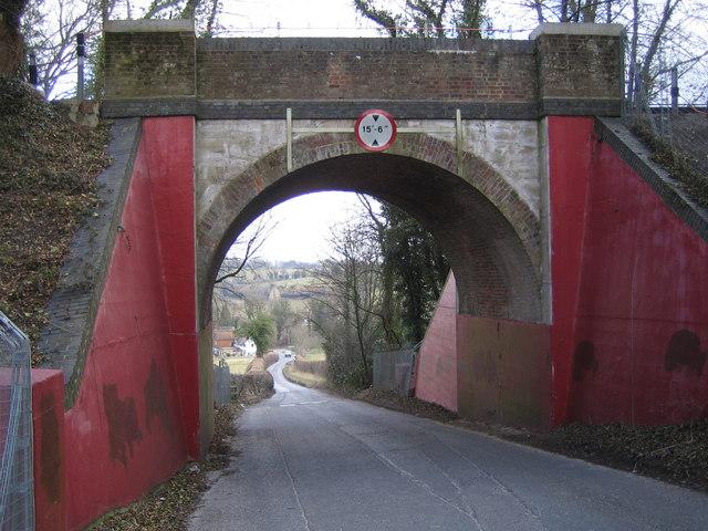 Chesham Bois: Hollow Way Lane
