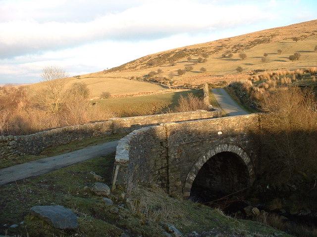 Bridge over Afon Eidda