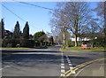 SU9797 : Amersham: Stanley Hill Avenue by Nigel Cox