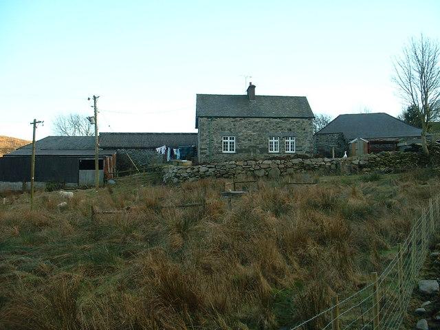 Blaen Eidda Isaf Farm