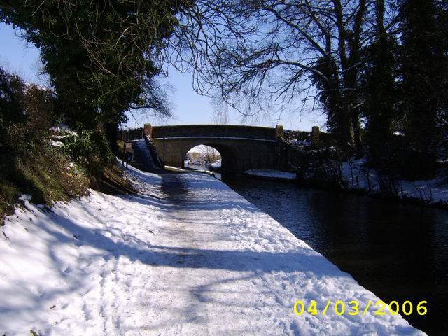 Bridge 58 Shropshire Union Canal