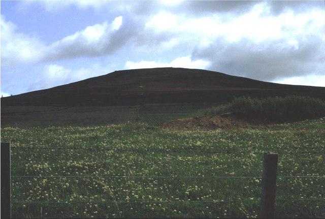 Hill of Millhuie, Glenbuchat.
