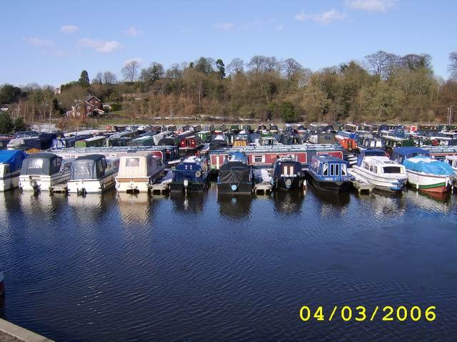 Ellesmere Boat Marina