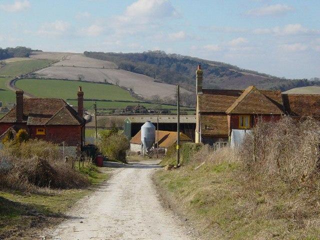 Hill Barn