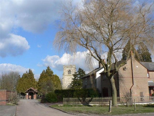 Holy Cross Church, Slapton