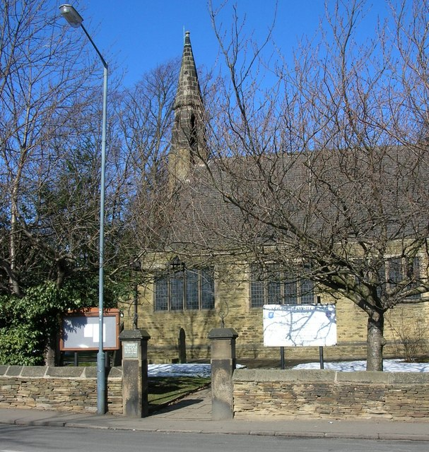 Newbold Church, Chesterfield.