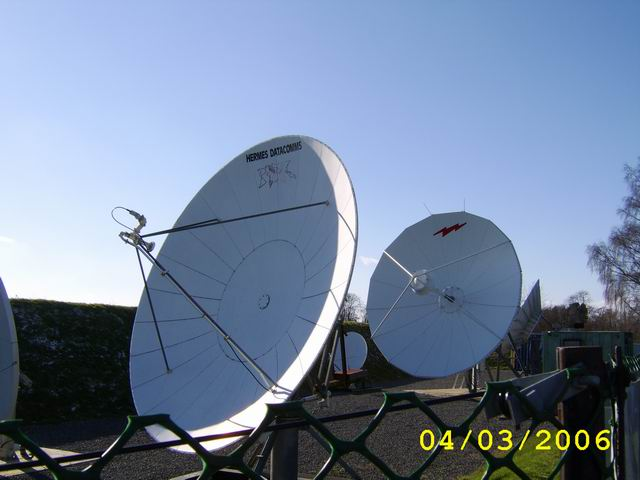 BT Communication Dishes
