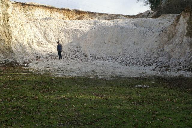 Chalk Pit