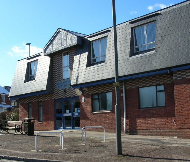 Chatsworth Medical Centre on Chatsworth Road in Chesterfield