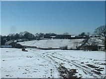 SD5735 : Haighton Hall near Haighton Green by David Medcalf