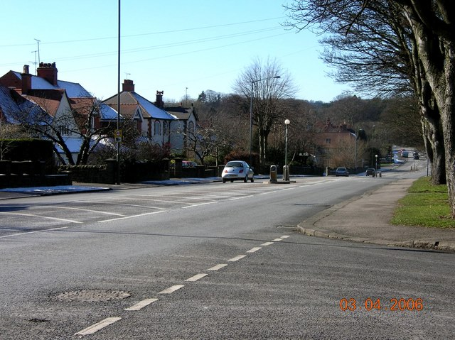 Chatsworth Road, Brookside, Chesterfield.
