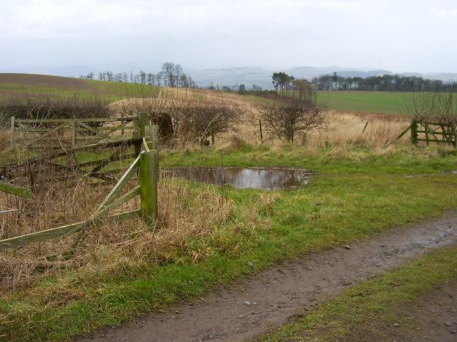 Farmland on Rhodes Hill