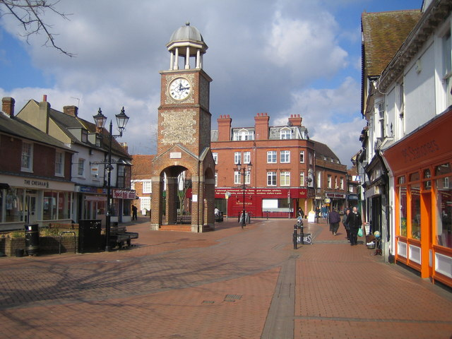 Chesham: Clock Tower