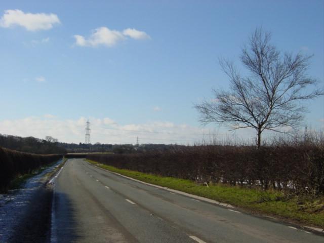Station Road, Storeton