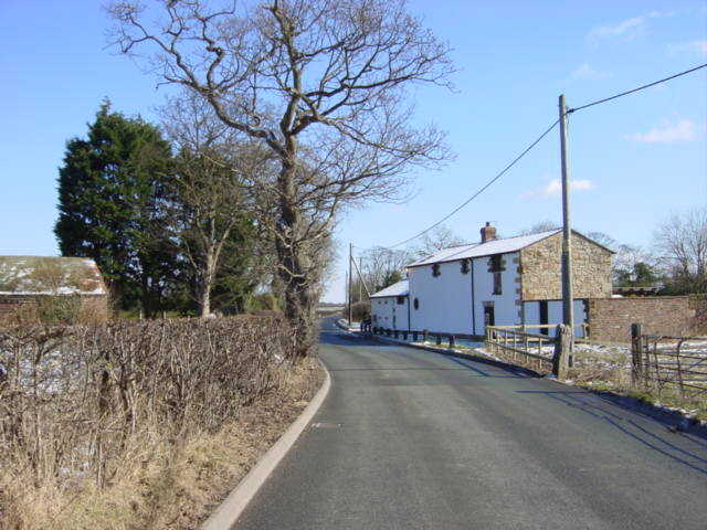 Whitehouse Farm, near Barnston