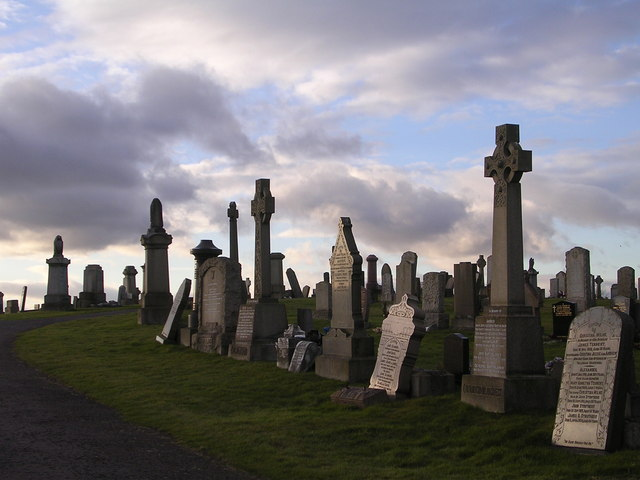 Westburn Cemetery, Cambuslang
