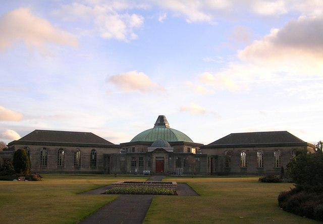 Daldowie Crematorium, Uddingston